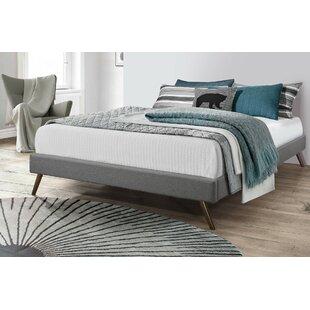 Borel Upholstered Platform Bed by George Oliver