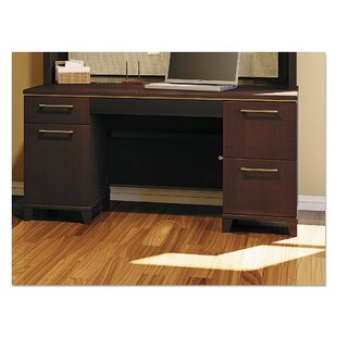 Enterprise Double Pedestal Executive Desk