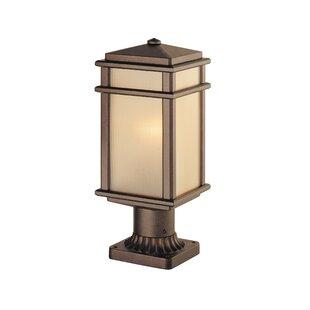 Divya Outdoor 1-Light Lantern Head by Brayden Studio