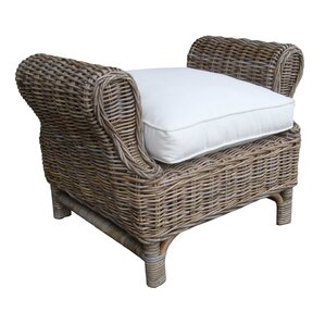 Wing Ottoman by Padmas Plantation