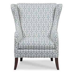 Garrett Wingback Chair by Fairfield Chair