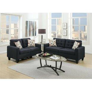 Maloney 2 Piece Living Room Set
