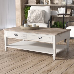 Budget Watkinsville Coffee Table by Three Posts