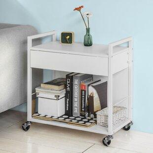 Carron Kitchen Cart By 17 Stories
