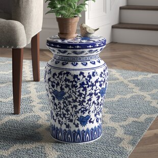 Houghtaling Decorative Garden Stool