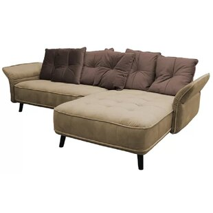 Destin Reversible Corner Sofa Bed By George Oliver