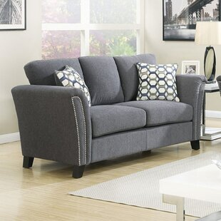 Reviews Arambulo Loveseat by Longshore Tides Reviews (2019) & Buyer's Guide