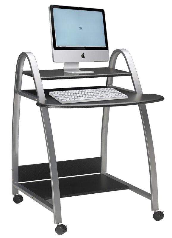 Mobile Arch Computer Desk