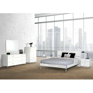 Bayview 5 Piece Bedroom Set by Orren Ellis