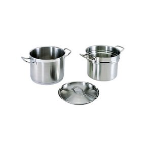 Super Steel Double Boiler