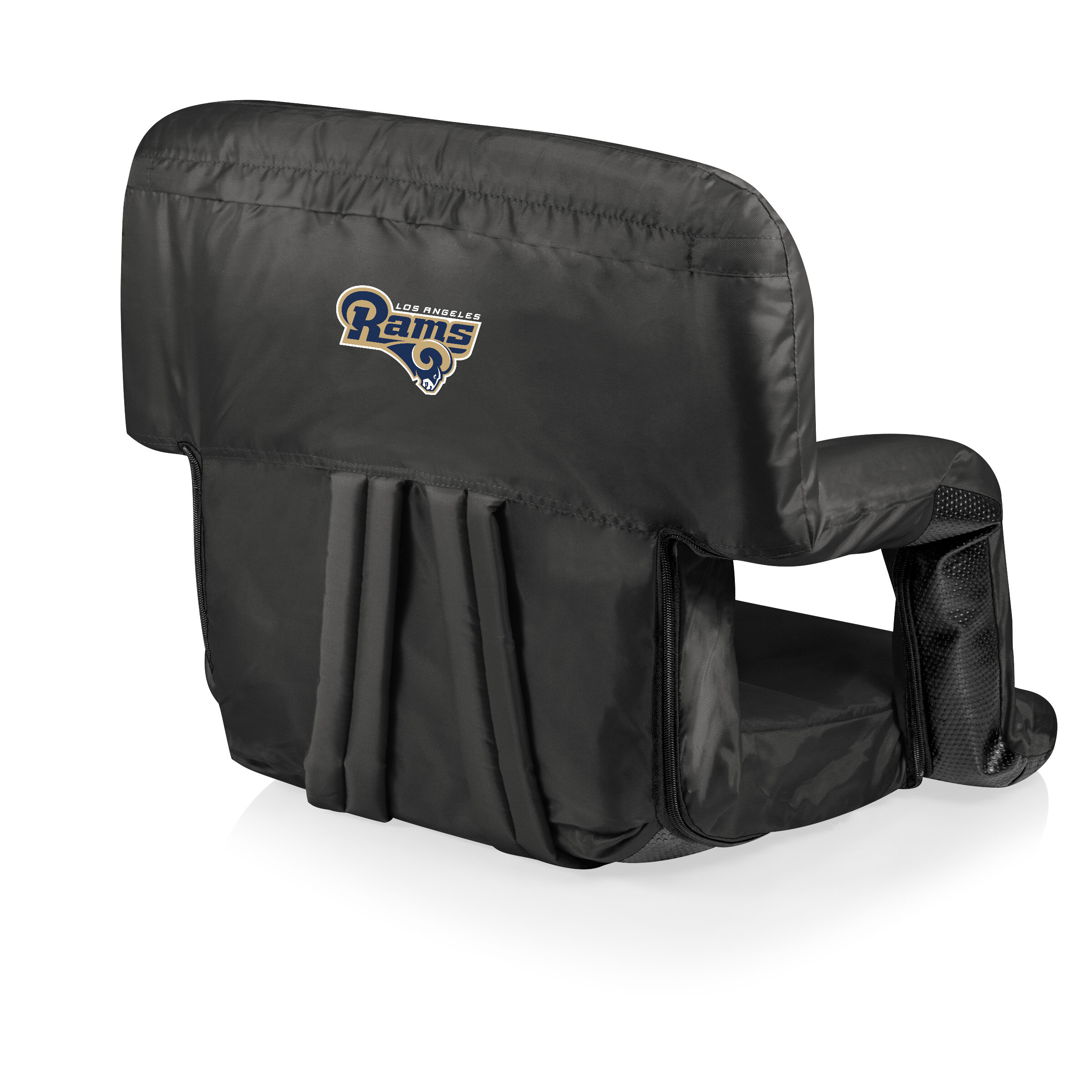 Padded Stadium Chair Portable Seat Folding Football Bleacher Cushion Recliner