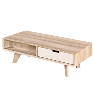 Shepshed Coffee Table With Storage By Fjørde & Co