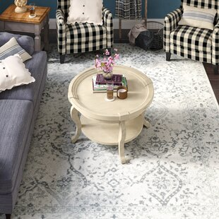 Reviews Youati Ivory/Gray Area Rug By Laurel Foundry Modern Farmhouse