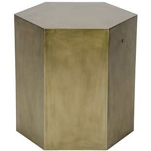 Noir Aria End Table