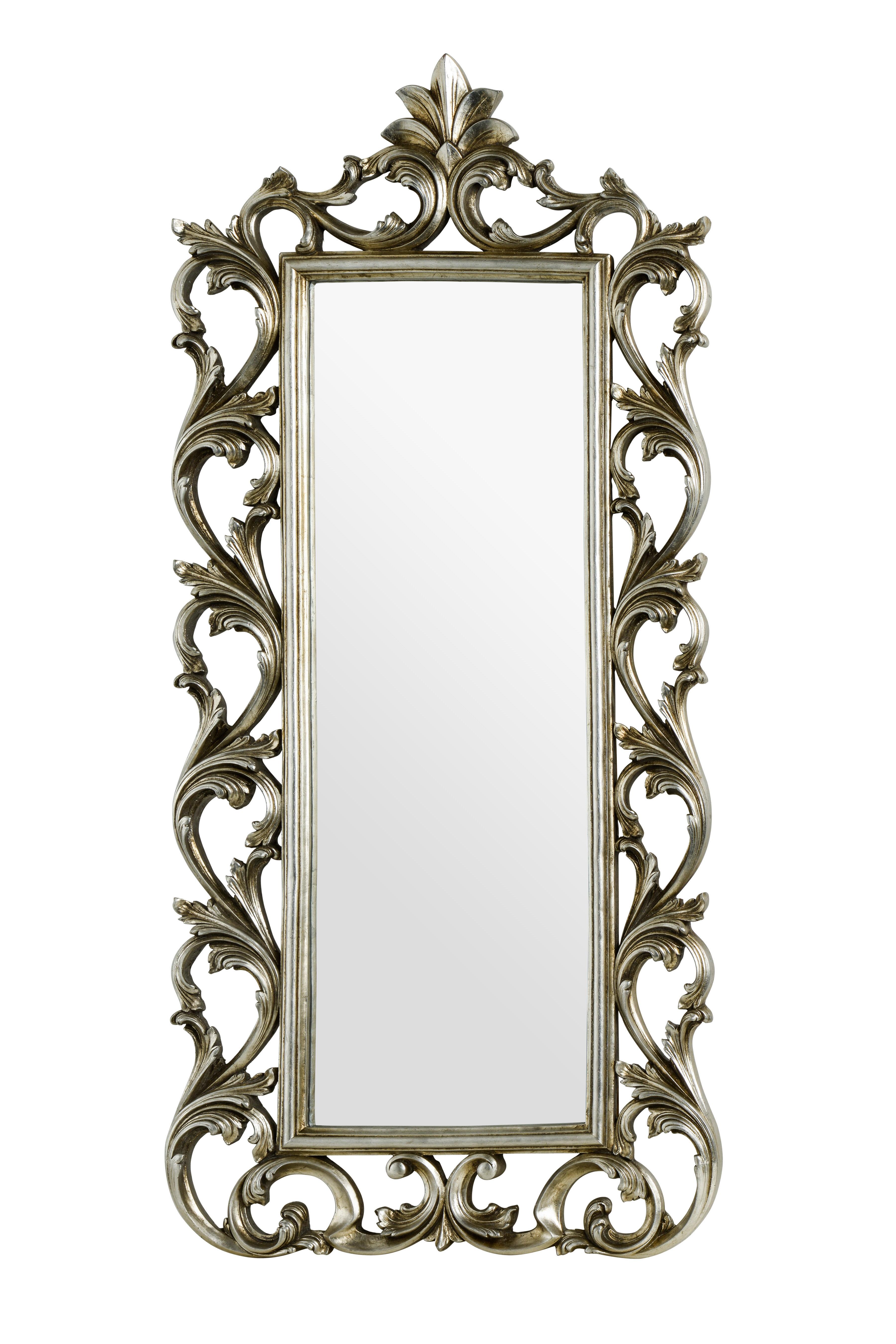 Symple Stuff Ornate Wall Mirror Wayfair Co Uk