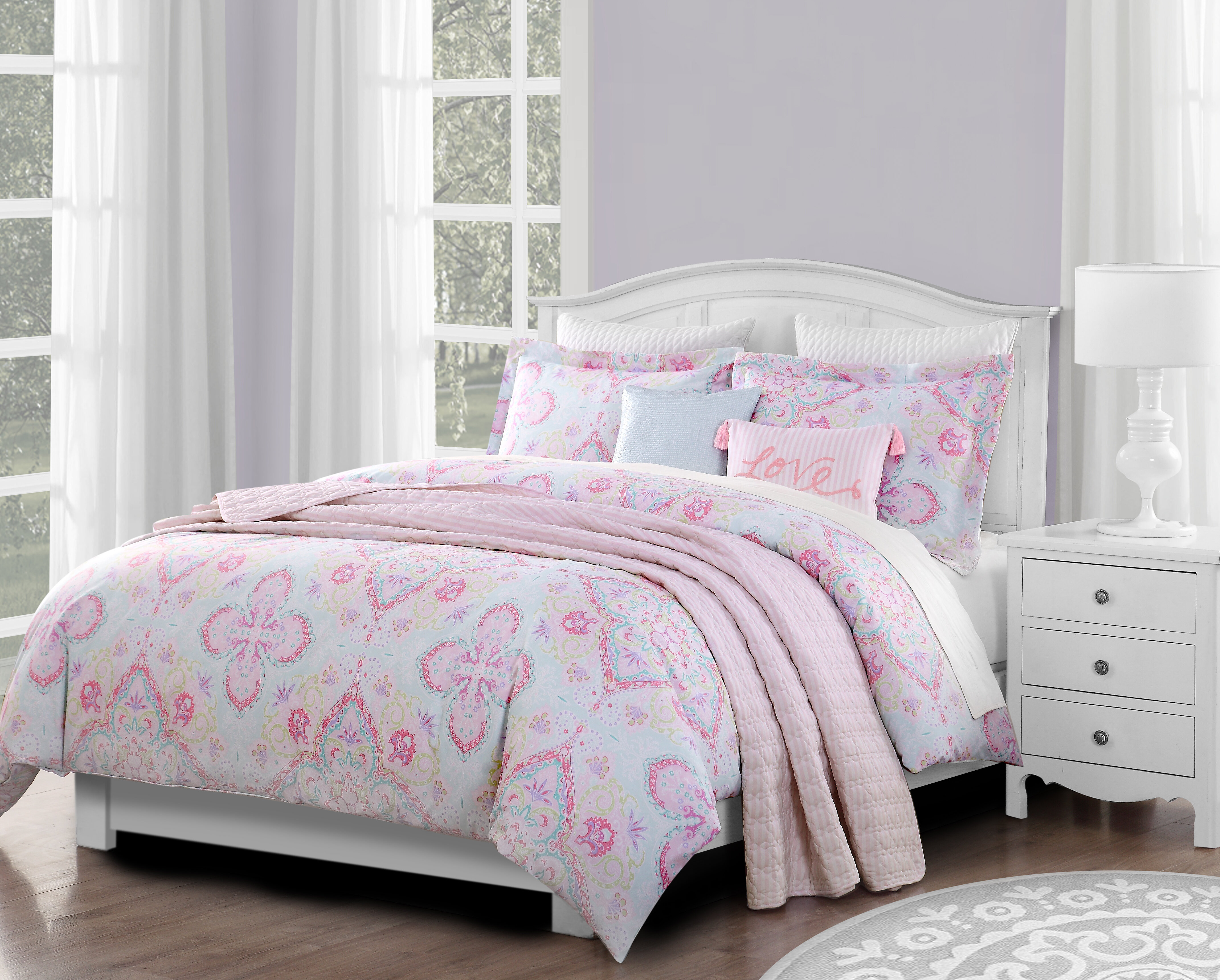 quilts pink tide southern comforter nordstrom c comforters