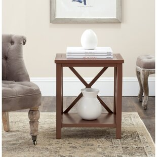 Davies End Table by Gracie Oaks