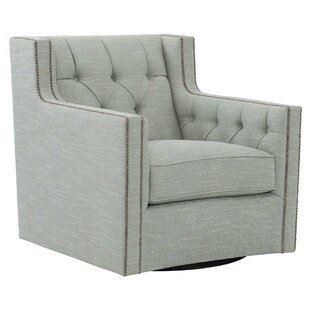 Candace Swivel Wingback Chair