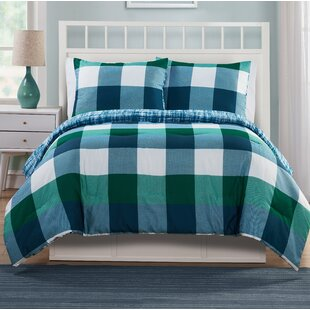 Sheperd Reversible Comforter Set by Harriet Bee