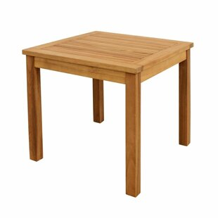 Taft Solid Wood Side Table By Sol 72 Outdoor
