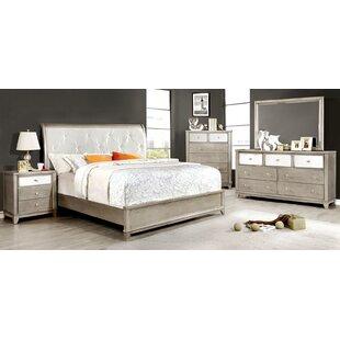 Boyd Sleigh Bed by Mercer41