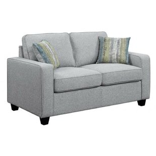 Compare & Buy Chiesa Loveseat by Wrought Studio Reviews (2019) & Buyer's Guide