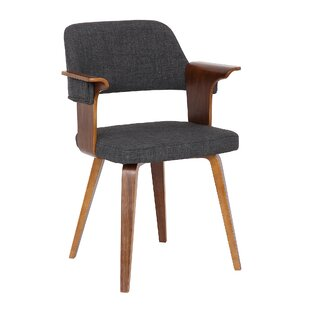 Magana Upholstered Dining Chair by Wrough..
