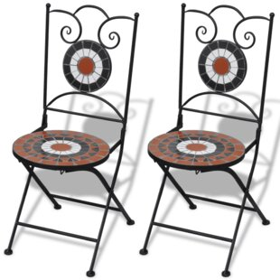 Foldable Garden Chair Set (Set Of 2) By Sol 72 Outdoor