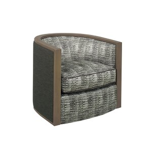 Carrera Barrel Chair by Lexington