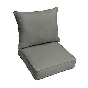 Indoor Outdoor Sunbrella Lounge Chair Cushion