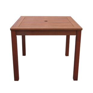 Beard Solid Wood Dining Table By Alpen Home