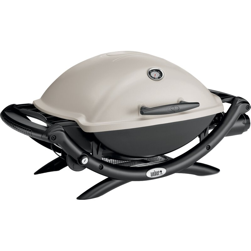 Weber® Q® 2200 1-Burner Propane Gas Grill