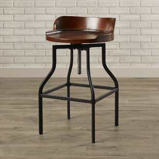 Essonnes Adjustable Height Swivel Bar Stool by Trent Austin Design