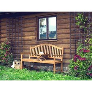 Daleville Wooden Garden Bench