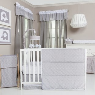 Affordable Price Trotman Fitted Crib Sheet By Harriet Bee