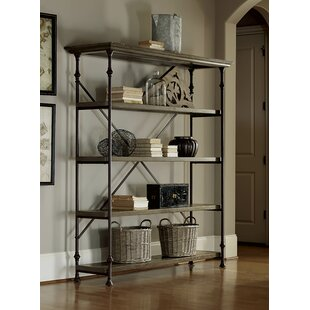 Deleon Etagere Bookcase Gracie Oaks