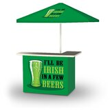 Xavie St Patricks Day Irish Beers 2-Piece Home Bar Set
