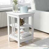 Minerva End Table with Storage by Andover Mills™