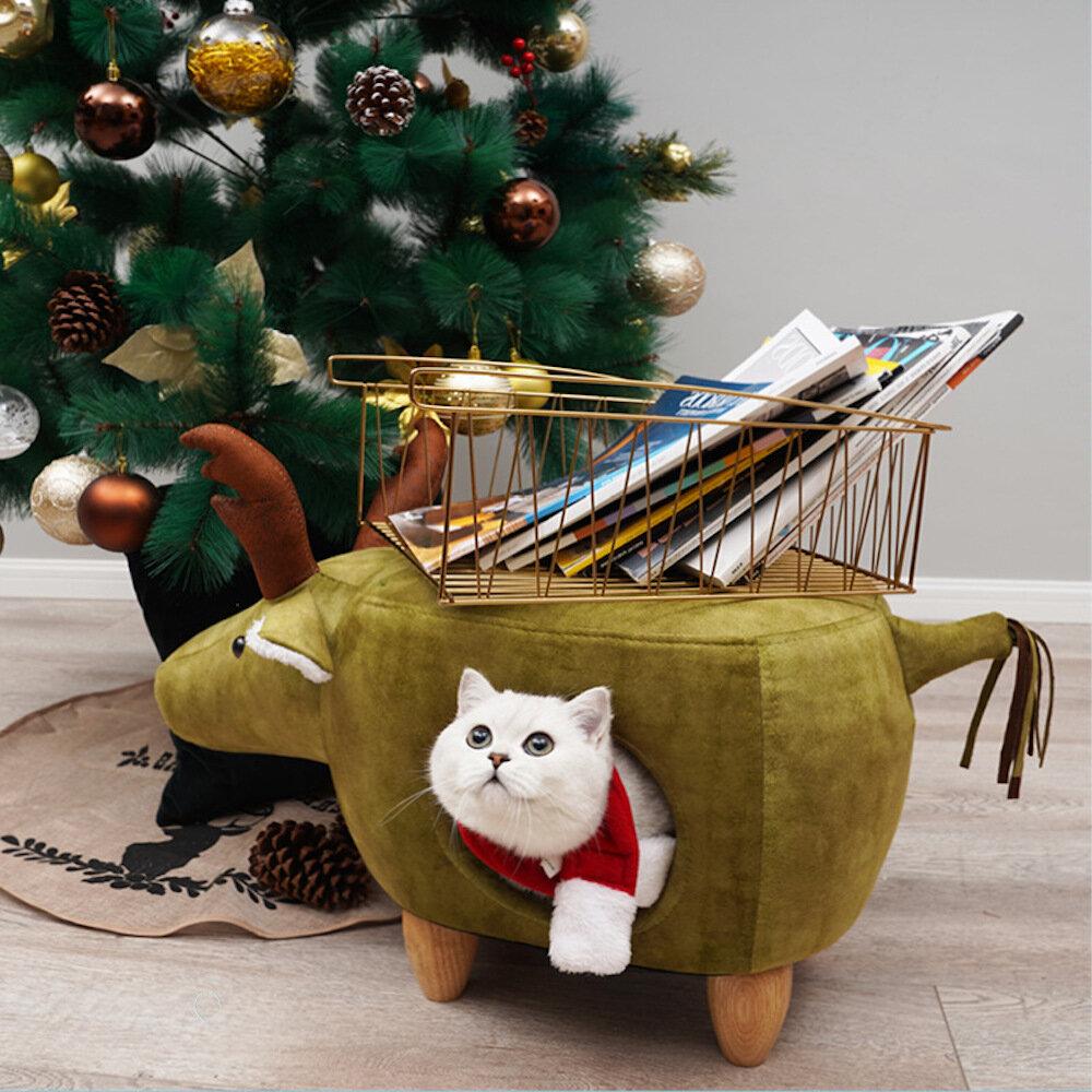 Tucker Murphy Pet Fulks Designer Orthopedic Specialty Cat Bed Wayfair