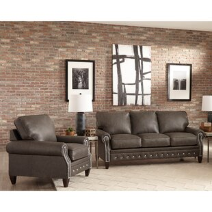 Buying Jacey 2 Piece Leather Living Room Set by 17 Stories Reviews (2019) & Buyer's Guide