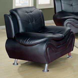 Crocker Slipper Chair by Orren Ellis