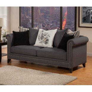 Henson Chesterfield Sofa by Astoria Grand