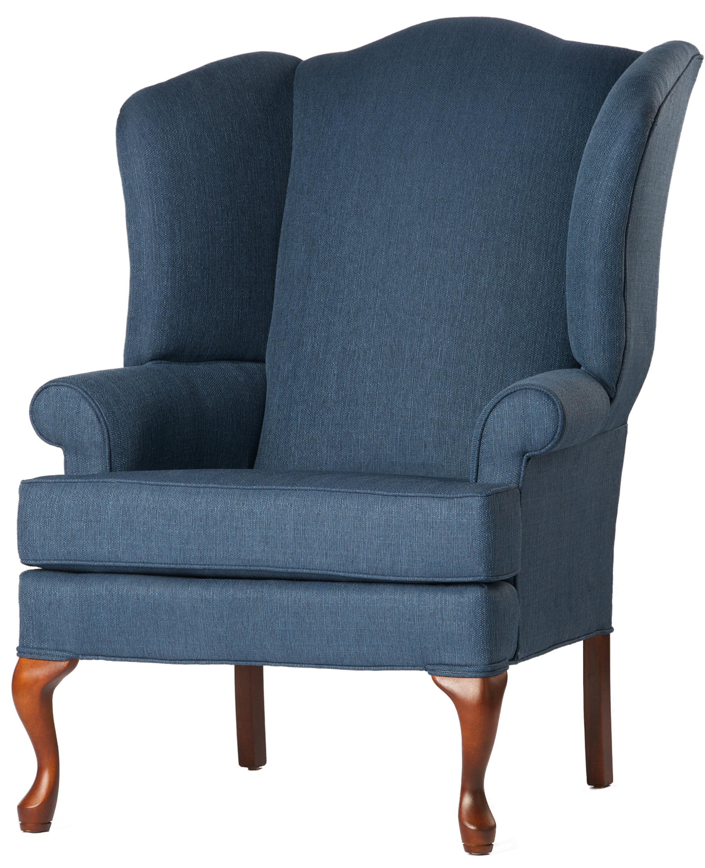 Canora Grey Alanya Wingback Chair & Reviews | Wayfair