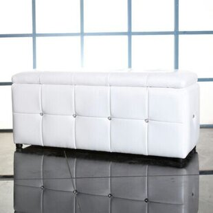 Forza Upholstered Storage Bench by Warehouse of Tiffany