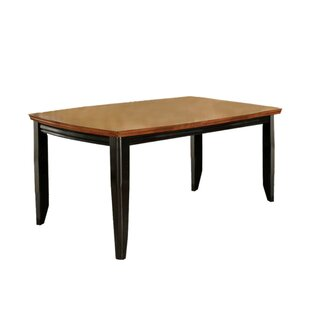 Roeder Transitional Dining Table by Charlton Home
