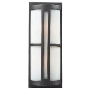 Wade Logan Chadbury 2-Light Outdoor Sconce