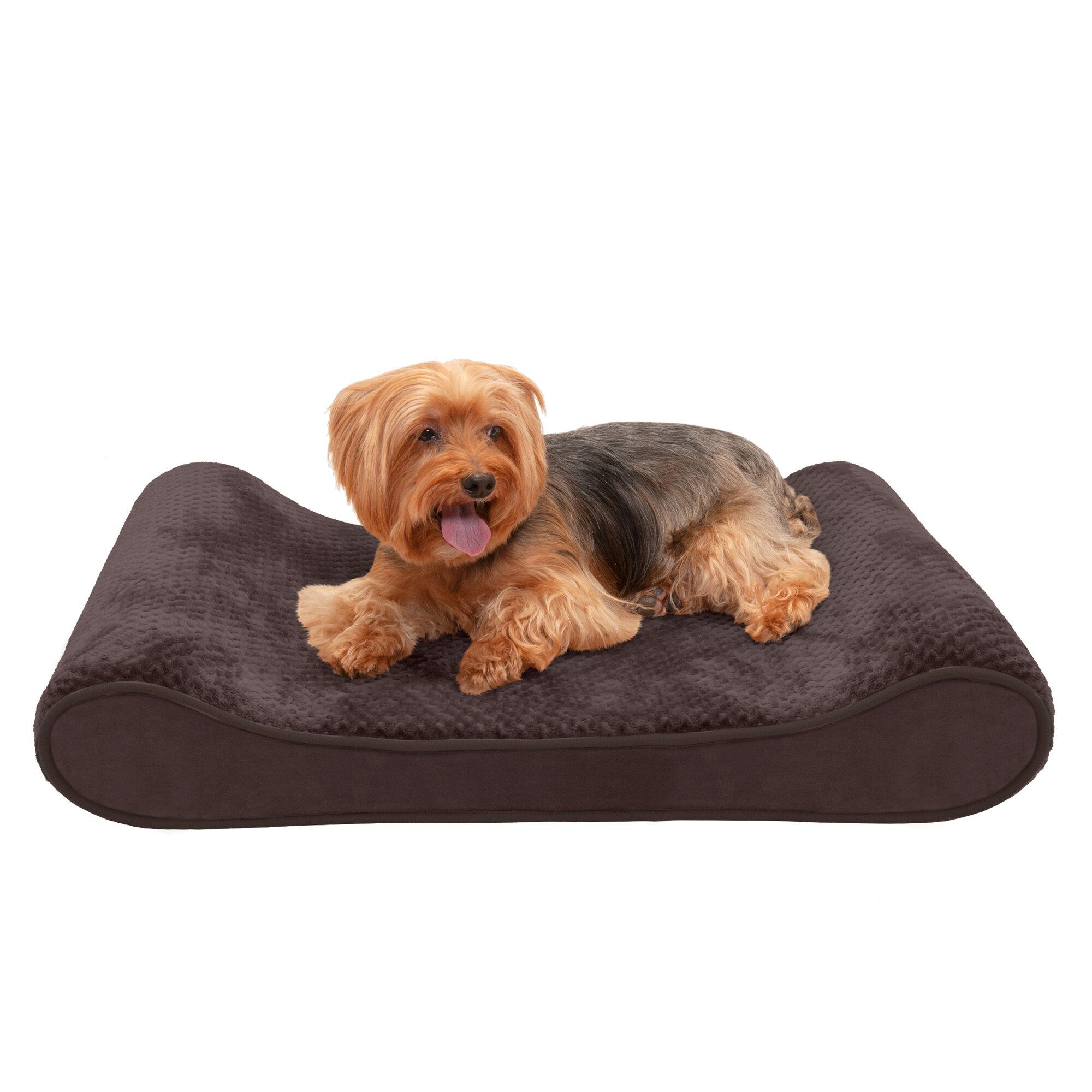 Memory Foam Orthopedic Tucker Murphy Pet Crate Kennel Mats You Ll Love In 2021 Wayfair