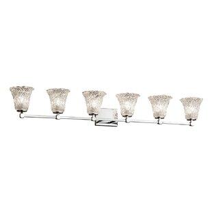Kelli 6-Light LED Vanity Light by Darby Home Co