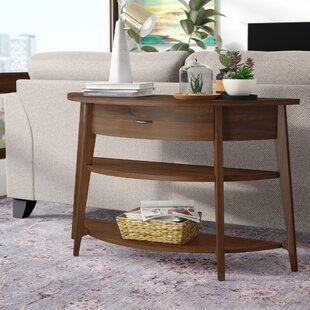 Alvin Bell Demi-Lune Console Table