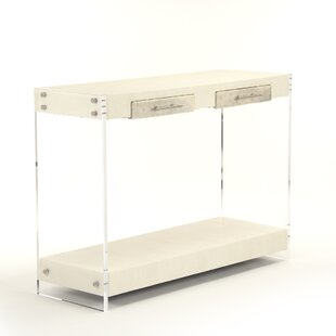 Latitude Run Maillet Console Table